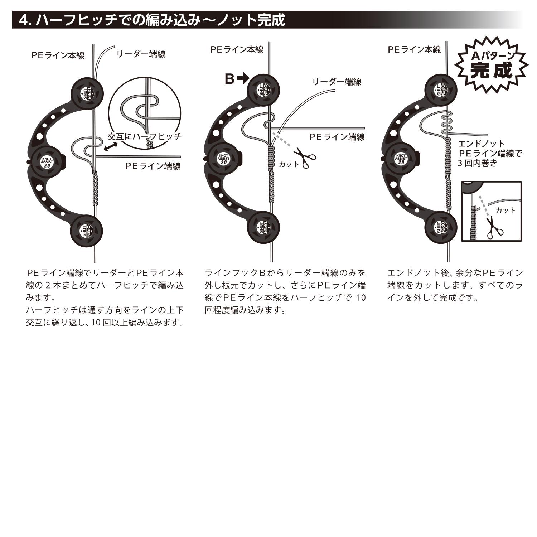 Daiichiseikou 1st SEIKO Knot Assist 2.0 Forge Green 68g GFRP 4995915321271 for sale online